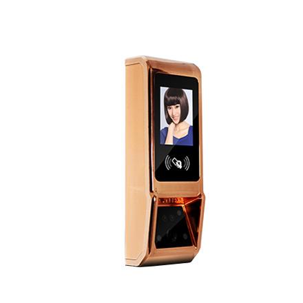 سیستم کنترل تردد تشخیص چهره