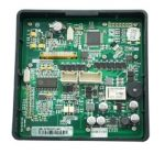 سیستم کنترل تردد کارتی با صفحه نمایش