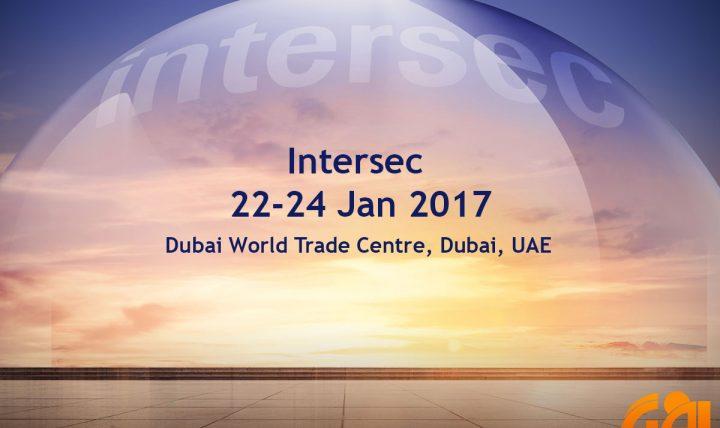 بزرگترین نمایشگاه ایمنی و امنیت Intersec Dubai 2017